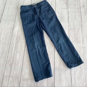 Old navy navy blue pants